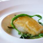 51142535 - Menu de Petit シェフお勧めの魚料理
