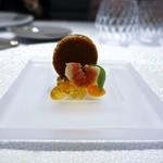 Élan.MIYAMOTO - フランス産鴨のフォアグラとパンドエピス