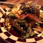 飯場 ぺこり - 長芋と海鮮のサラダ✩︎⡱