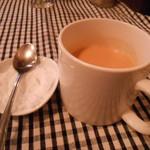 カジャ ガル - NEPALI TEA(CHAI) ネパールティー(チャイ)300円