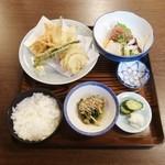 永らく - 料理写真:天ぷら御膳