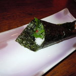 太郎兵衛寿司 - しそ巻き