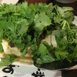 51150096 - こぼれピータン豆腐