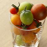 エロうま野菜と肉バル カンビーフ - エロうま野菜!いろいろ野菜が果物のような味わいです!