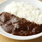 エロうま野菜と肉バル カンビーフ - とろとろのタンが入ったハヤシライス!通の方は毎回頼まれる、隠れた一品です☆