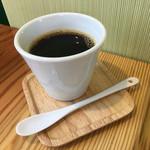まめなカフェ - 【2016.5】ランチには+200円でコーヒーor紅茶が付けられます