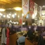 サッポロビール園 ジンギスカンホール - 店内の盛り上がり