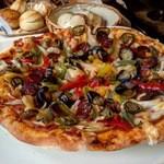 ラ・タルティーヌベーカリー  - 日替りピザ