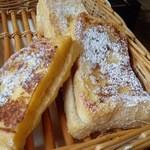 ラ・タルティーヌベーカリー  - やさしい味わいのフレンチトースト