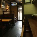 いづ源北店 - 平日午後1時過ぎは空いている