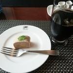PASTA FRESCA - デザート&氷抜きアイスコーヒー