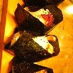 きぼこ - 料理写真:おにぎり(すじこ・鮭)