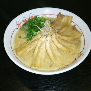 ★こだわりのとんこつスープ★