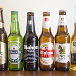 SNAFU - 瓶ビールもいろいろ取り揃えております。