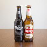 SNAFU - SNAFU一番人気のスペインビール。マオウ。