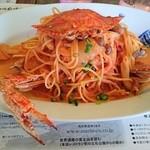 マーロウ - ワタリガニのスパゲティ