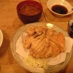 日本橋 鳥文 - から揚定食