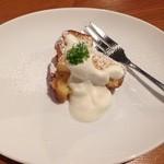 キッチン ボナ ドンナ - サービスのデザート