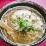 自家製麺 義匠 森田製麺所 - 料理写真:義匠麺