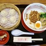 京鼎樓小館 - 魯肉飯セット
