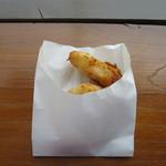 ふぉわふぉわ焼き くぅ - 山芋フライドポテト ミニサイズ