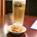 Tonkou - 生ビール&搾菜