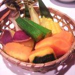 5118577 - 野菜の炊き合わせ