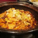 萬華 - 麻婆豆腐定食