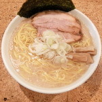 きくちひろき - こってり醤油麺増し