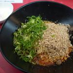 まる勝 - 「混々辛麺」(700円)。めちゃ美味しそうなヴィジュアルでしょ?