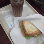 ドトールコーヒーショップ - モーニングAセット 390円
