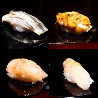 乙女寿司 - ランチ 握り