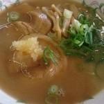 餃子の王将 - 料理写真:こってりラーメン