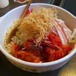 道とん堀 - 料理写真:もんじゃ焼き