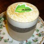 ペリテイ - 豆乳ときなこのブランマンジェ