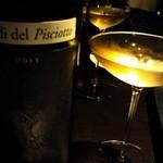 ヴァンサンブル - イタリア・シチリアの白ワイン