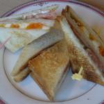 カフェ ペルシッカ - サンドイッチ