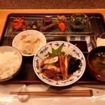 小料理 はかた伊達 - 「伊達の夕食膳」です。