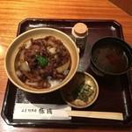Butasute - 夏牛丼、1,468円