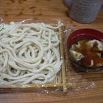 51196929 - 肉うどん(大)500円+肉汁仕様50円