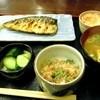志乃ぶ - 料理写真:鯖塩