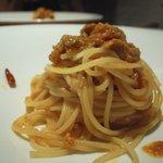 グットドール・クラッティーニ 丸の内 - 生ウニのスパゲティー