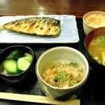 志乃ぶ - 鯖塩