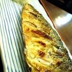 志乃ぶ - 鯖塩アップ