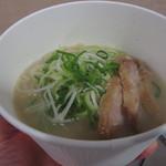 よってこや - 鶏塩パイタン麺 ¥550-