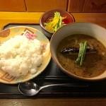 串ぼうず - スープカレー、700円です。