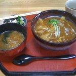 たぬき - カレー丼(800円)