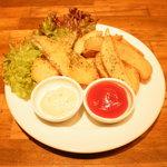 Dining Bar HANABI - フィッシュ&チップス美味でした^^
