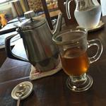 パーツシーカフェ - ルイボスティー(ちょっと癖があるかな)