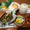LANI - 料理写真:ハンバーガーセット